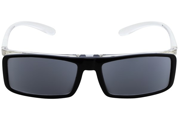 I Heart Eyewear Flip-Up Reading Sunglasses Black ReadingGlasses