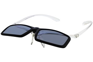 Click to swap image to alternate 2 - I Heart Eyewear Flip-Up Reading Sunglasses Black ReadingGlasses