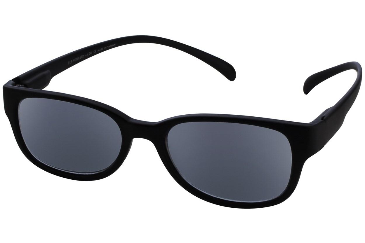 I Heart Eyewear Neck Hanging Reading Sunglasses Black