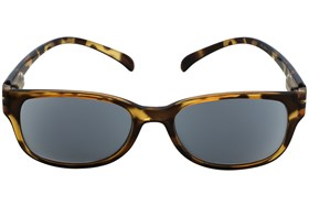 I Heart Eyewear Neck Hanging Sun Readers Tortoise