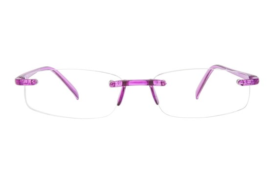 I Heart Eyewear Twisted Specs Purple