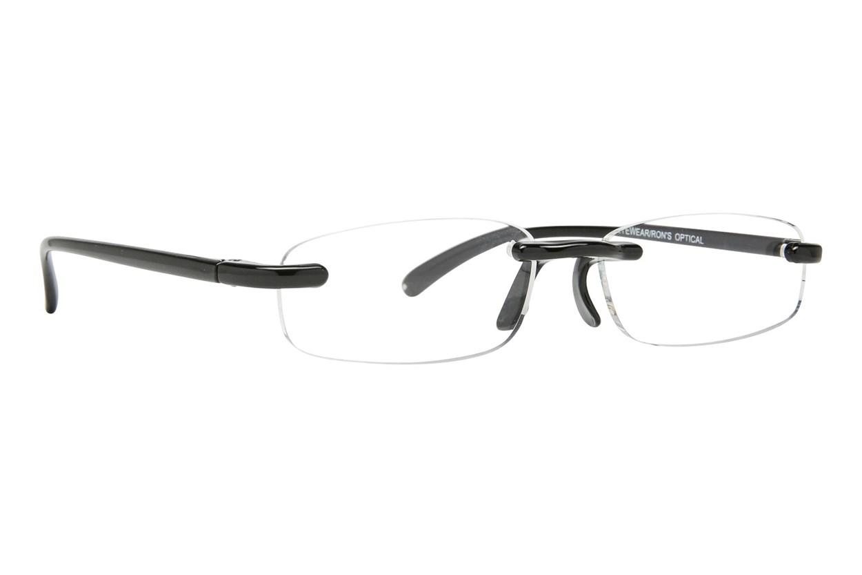 I Heart Eyewear Twisted Specs Black