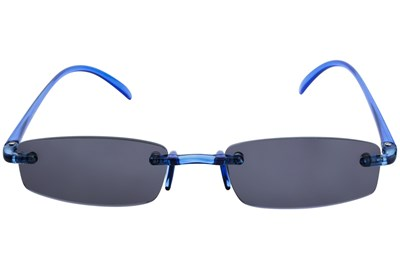 I Heart Eyewear Twisted Sun Specs Blue