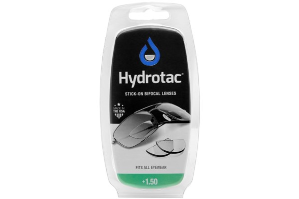 Hydrotac Stick-On Bifocal Lenses ReadingGlasses