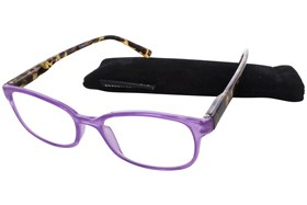 Peepers Turtle Bay Reading Glasses Purple