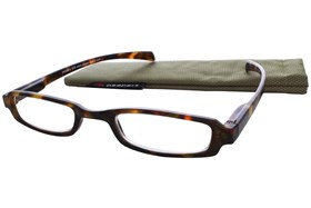 Peepers Menu Reader Reading Glasses Tortoise