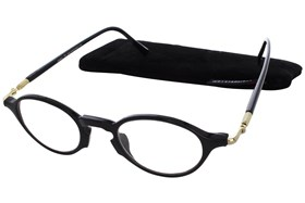 Peepers See You Around Reading Glasses Black