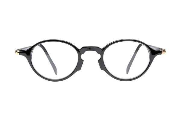 Peepers See You A-Round Reading Glasses Black ReadingGlasses