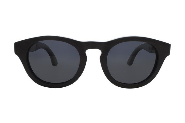 EARTH Wood Cocoa Black Sunglasses