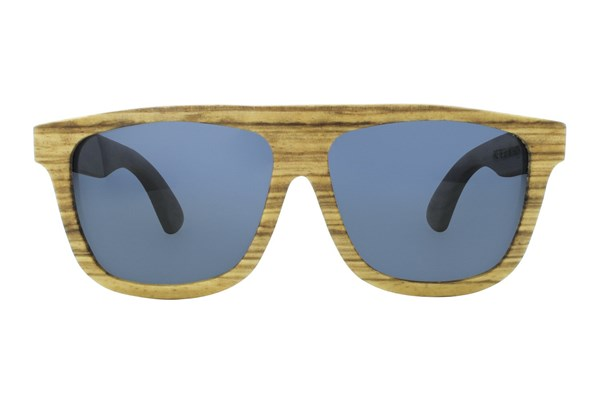 EARTH Wood Imperial Sunglasses - Brown