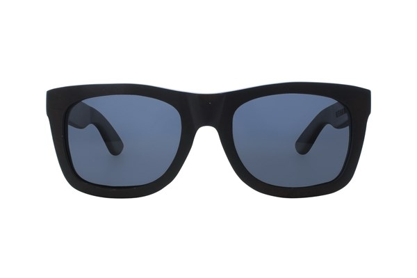 EARTH Wood Panama Black Sunglasses