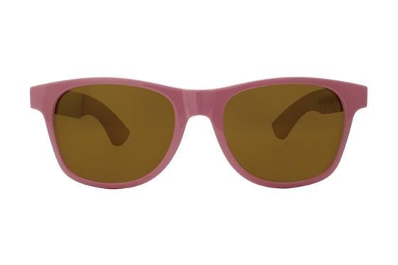 EARTH Wood Rockport Pink Sunglasses