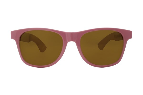 EARTH Wood Rockport Sunglasses - Pink