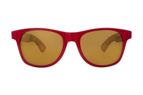 EARTH Wood Rockport Red