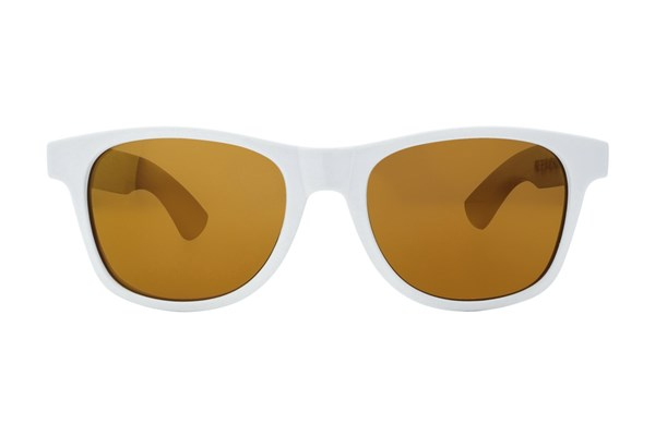 EARTH Wood Rockport Sunglasses - White