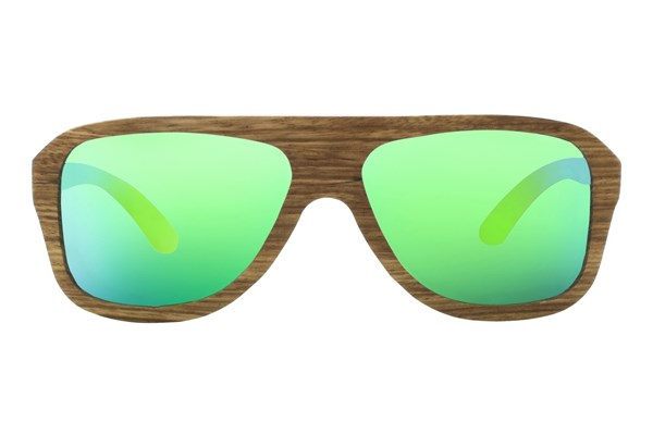 EARTH Wood Siesta Sunglasses - Brown