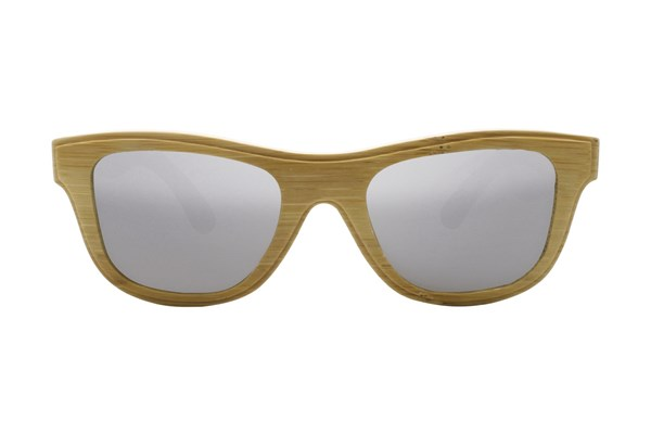 EARTH Wood Westport Tan Sunglasses