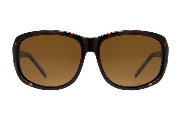 Lunettos Betty Tortoise Sunglasses