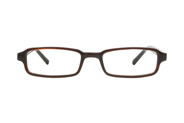 Converse Zoom Eyeglasses - Brown