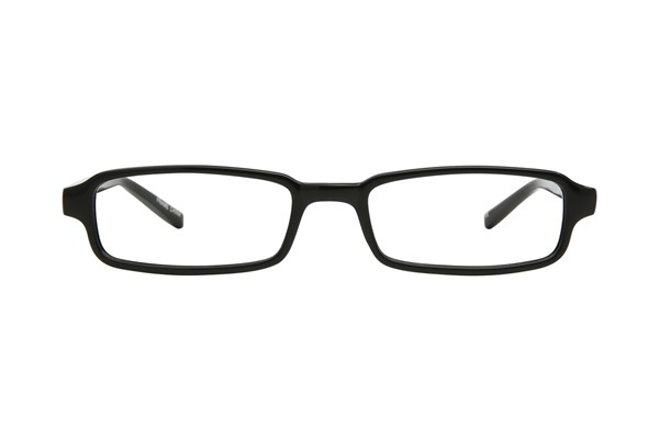 Converse Zoom Black Eyeglasses