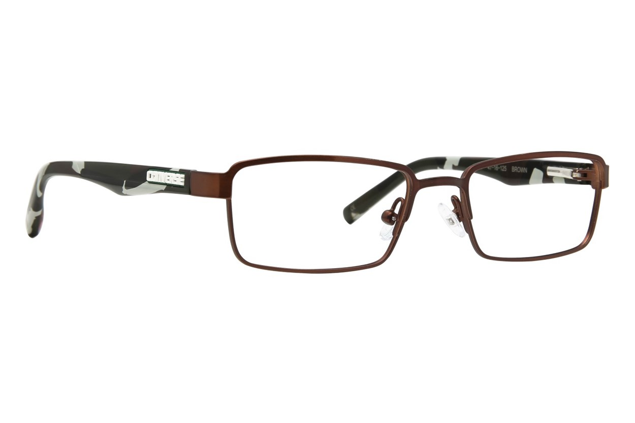 Converse K012 Eyeglasses - Brown