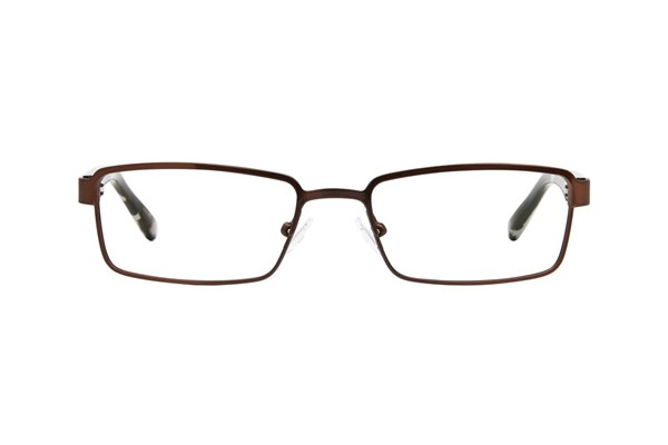 Converse K012 Brown Eyeglasses