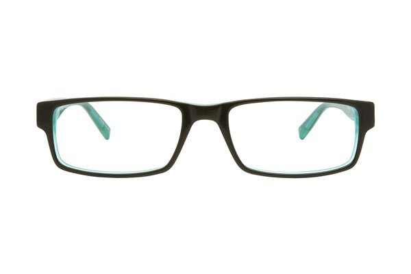 Converse Newsprint Tan Eyeglasses