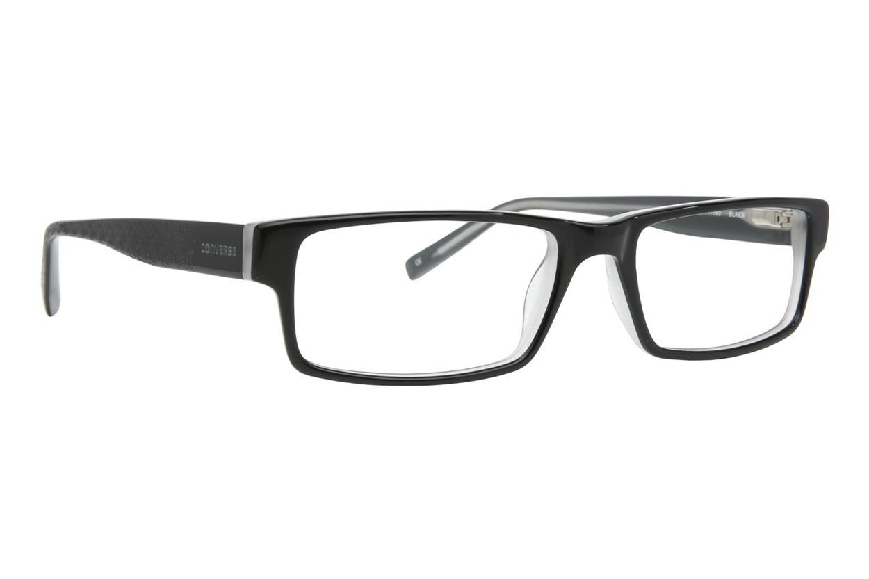 Converse Newsprint Eyeglasses - Black