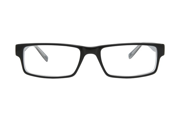 Converse Newsprint Black Eyeglasses