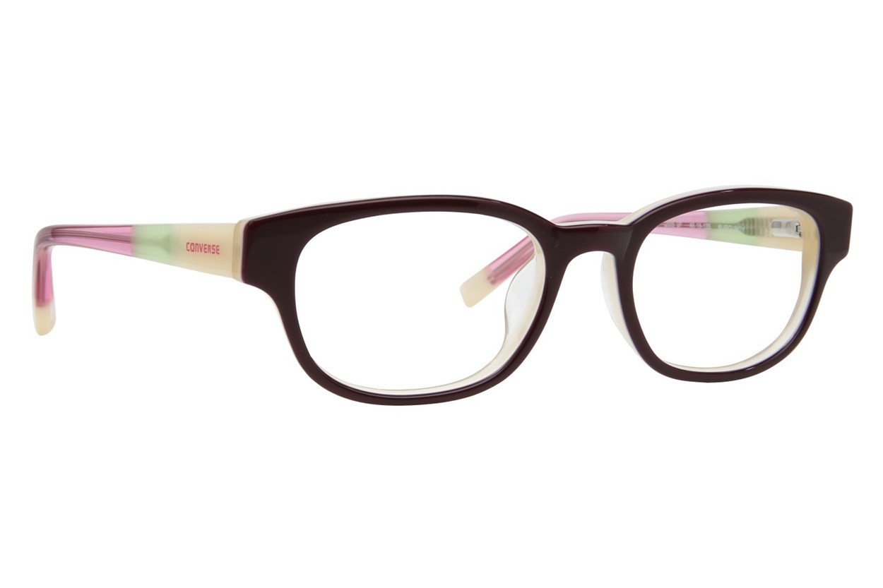 Converse Q005 Eyeglasses - Red