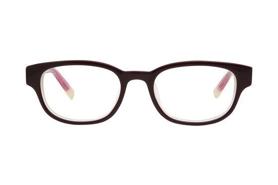Converse Q005 Red Eyeglasses