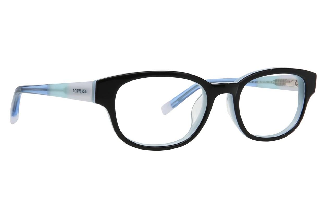 Converse Q005 Black Eyeglasses