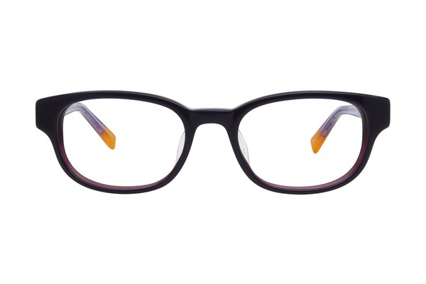 Converse Q005 Purple Eyeglasses