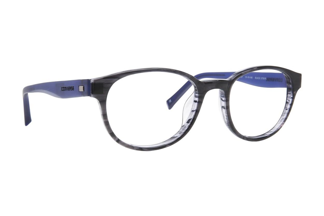 Converse Q014 UF Black Eyeglasses