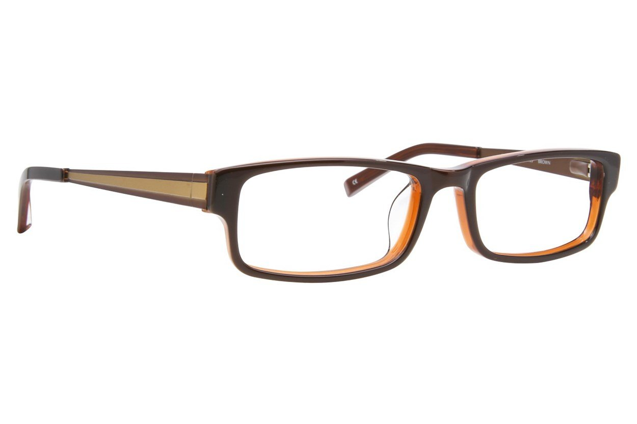 Converse Q018 Eyeglasses - Brown