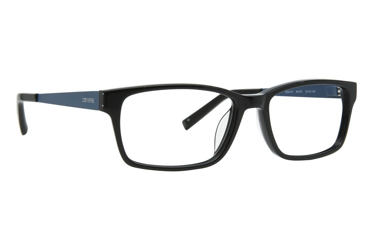 Converse Q032 UF Black Eyeglasses