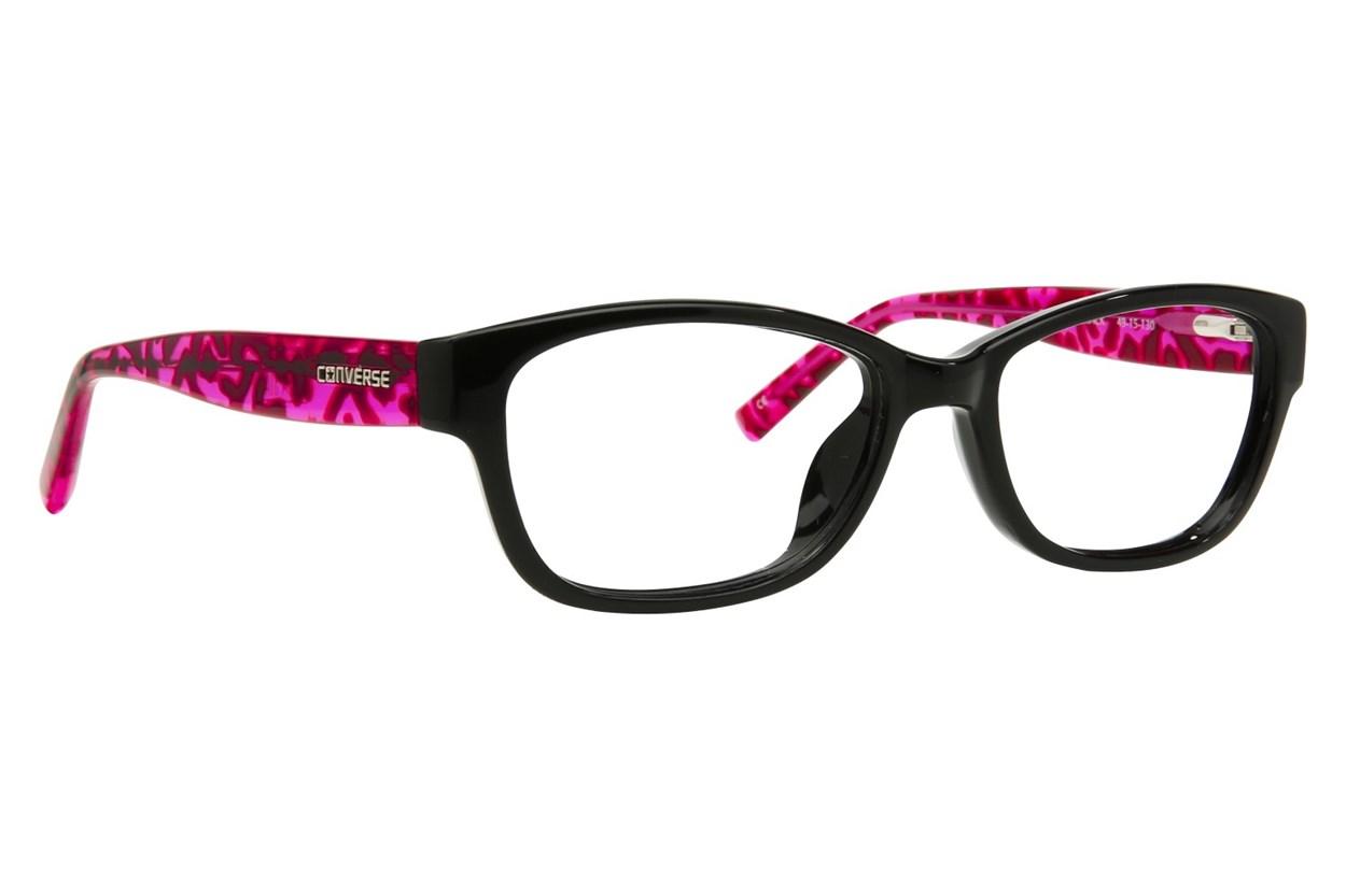 Converse Q035 Black Eyeglasses