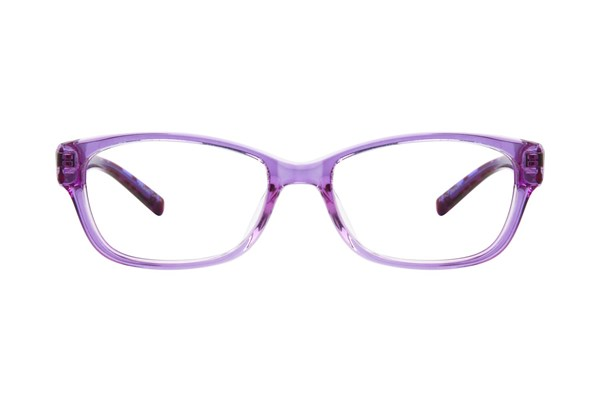 Converse Q035 Eyeglasses - Purple
