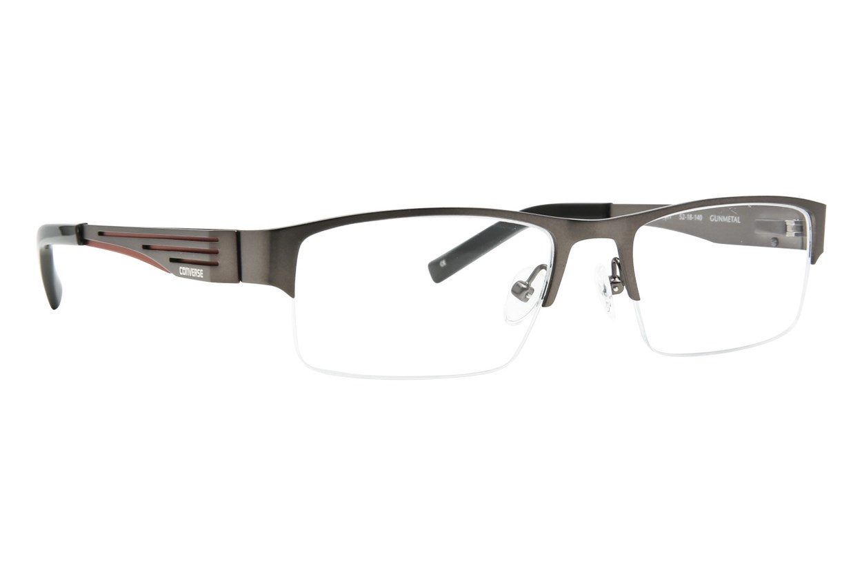 Converse Stencil Kit Eyeglasses - Gray