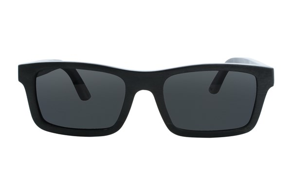 Proof Boise Wood Sunglasses - Black
