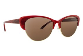 Lulu Guinness L117 Red
