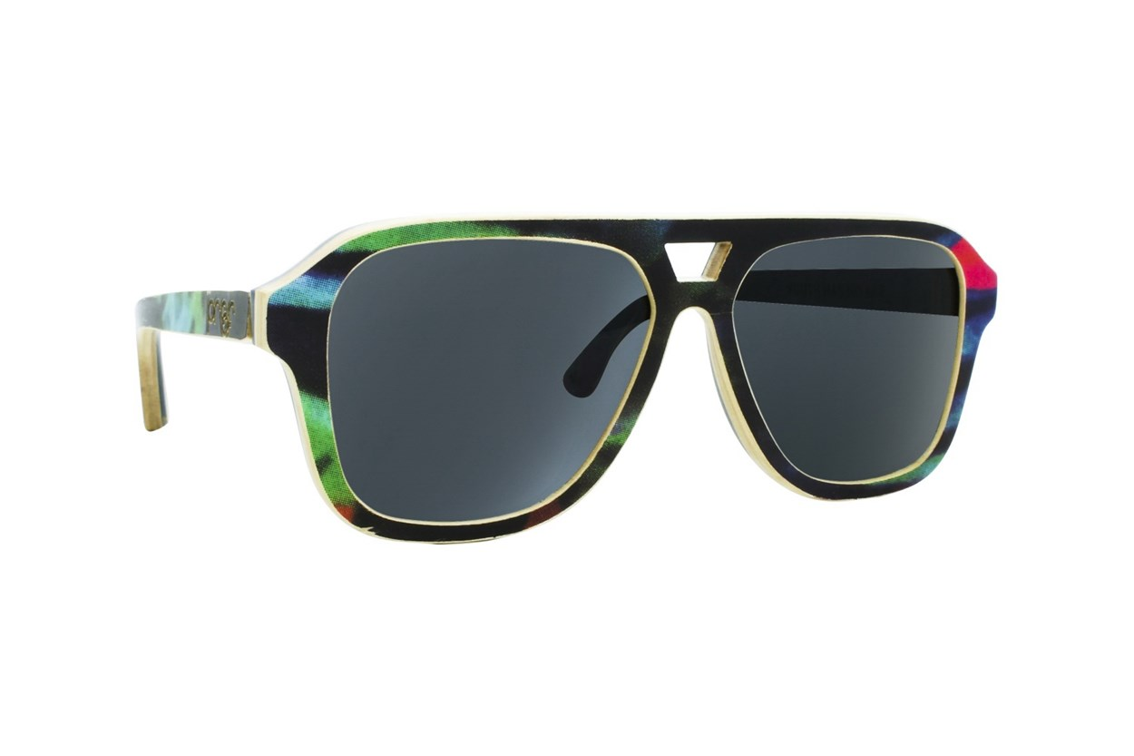 Proof Donner Skate Black Sunglasses