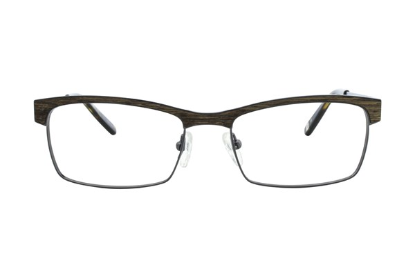 Ted Baker B335 Gray Eyeglasses