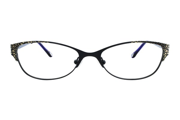 Lulu Guinness L767 Eyeglasses - Blue