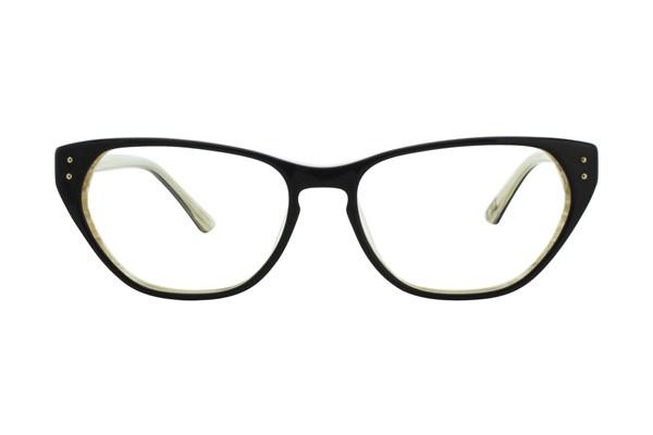 Ted Baker B720 Eyeglasses - Black