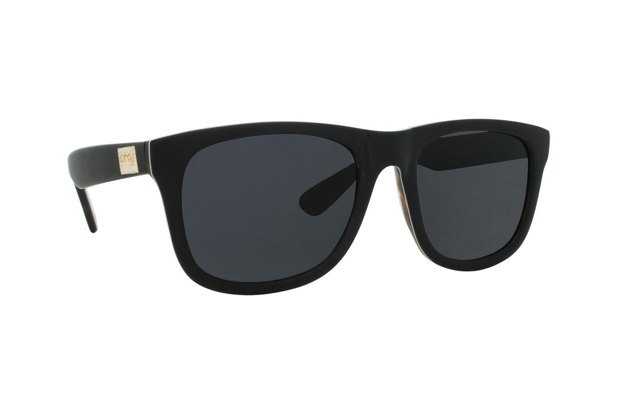 Proof Ontario Eco Polarized Black Sunglasses