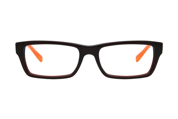 Converse K013 Brown Eyeglasses