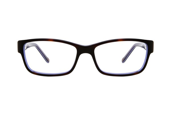 Hot Kiss HK40 Tortoise Eyeglasses