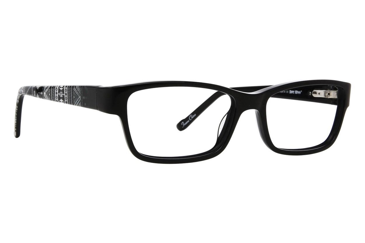Hot Kiss HK40 Black Eyeglasses