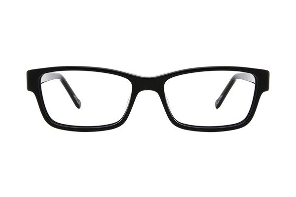 Hot Kiss HK40 Black Eyeglasses